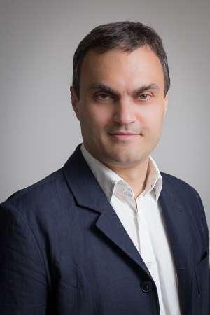 The Author, Dr. Manos Antoninis