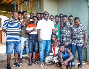 OPK Urges Youth To Register, Vote NPP To Sustain Free SHS