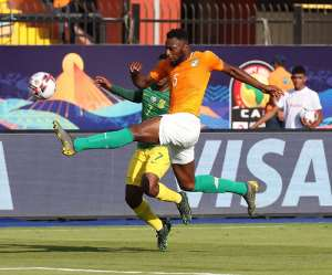 Cote d'Ivoire Open AFCON Campaign With A 1-0 Victory Over South Africa