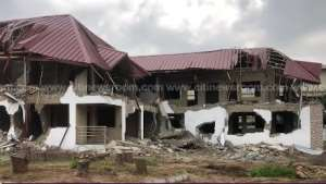 Two Arrested Over Demolition Of Nigeria High Commission's Property