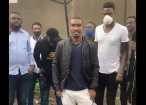 Stranded Ghanaian Players In Ethiopia Submit Details To GFA For Evacuation