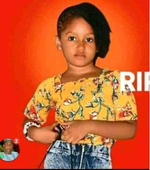 The Sad Death Of  A 5-year-Old Victim Of Rape