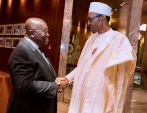 Akufo-Addo 'Begs' Buhari Over Demolition At Nigeria High Commission