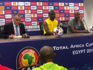 AFCON 2019: Kwesi Appiah Express Confidence In Team Despite Benin Draw