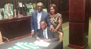 Scottish Side Celtic Sign Ghanaian Prodigy Ewan Otoo