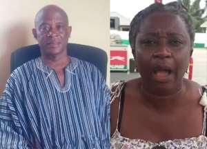 Osaberima Asante Frimpong Manso and Tina Duah Agyemang