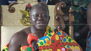 Asantehene Tells GIADEC To Adopt Best Practices For Sustainable Bauxite Mining