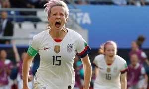 Trump Tells US Women's Football Captain To 'Respect Flag'
