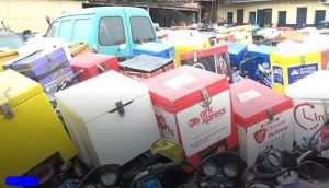 Commission Vows To Arrest, Prosecute Unlicensed Courier Services
