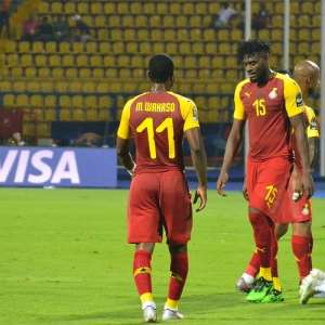 AFCON 2019: Mubarak Wakaso Remains Confident Victory Ahead Of Cameroon Game