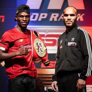 Richie Commey Meets Rey Beltran For IBF Lightweight Title Defence In California