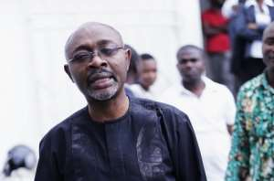 Supreme Court orders sale of Woyome's assets
