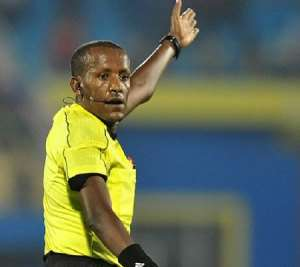 Ethiopian Referee Bamlak Wayesa To Officiate Ghana-Cameroon Clash
