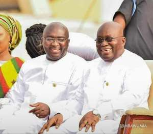 Dr. Alhaji Mahamudu Bawumia Is NPP's 2020 Presidential Running Mate, Who Is The NDC's Running Mate?