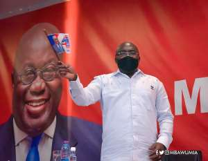 Bawumia Pledges Unwavering Commitment To Ghana And President Akufo-Addo