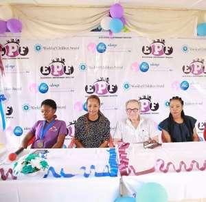 Procter & Gamble's Always Keeping Girls in School Program, World of Children Award, EPF Educational Empowerment Initiative Launch Joint Project To Help Girls In Ghana