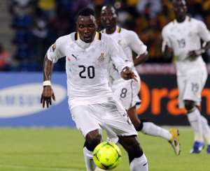 Kwadwo Asamoah Assures Black Stars Will Give Out Their Best Against Cameroon