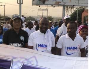 NABA Movement Congratulates President Akufo-Addo, Bawumia On Their Acclamation
