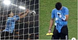 Luis Suarez And Uruguay Finally Feel The Ghanaian Heartbreak Of 2010