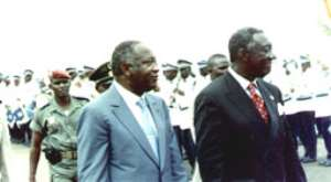 Kufuor Attempts to Defuse Tensions in Ivory Coast