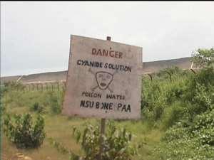 Bogoso Gold Spills cyanide into  River Ankobra