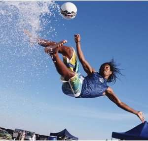 Sal 2019: Ronaldinho Gaúcho Will Shine In The First African Beach Games