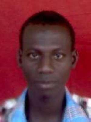 Suspect Osman Nantogmah