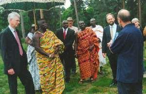 Economies of developing are dependent on environment -Okyenhene
