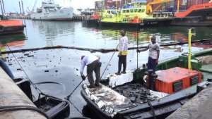 Investigate & Assess Impact Of Oil Spillage In Tema - Abibiman Foundation