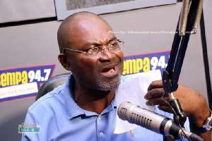 LOKA To Hold 'Welcome Party' For Ken Agyapong To Resume 'Dog Fight'
