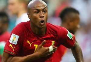 AFCON 2019: Black Stars Captain Dede Ayew Labels Ghana As The Best In Africa
