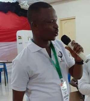 Mr Eric Adjei