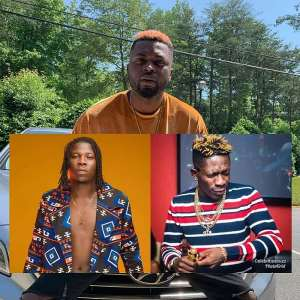 US-based Artist Slym Boy Begs Shatta Wale, Stonebwoy For Collabo