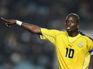 Appiah To Miss Mexico Friendly