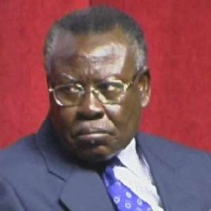 I Will Not Step Down For J.H. Mensah