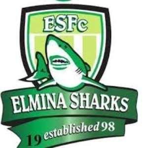 Elmina Sharks defeated Medeama FC