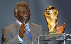 Ghana will win the World Cup  - JAK