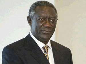 Kufuor calls for mutual respect among Ghanaians