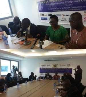 Ghana reiterates commitment to achieve open data society