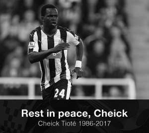Tiote adds to Africa's on-field casualty list
