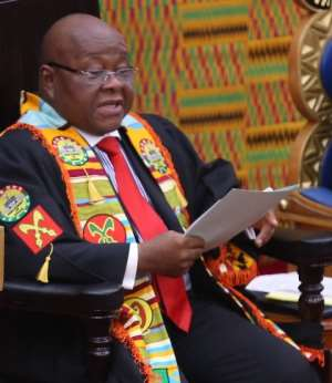 Speaker commends STAR-Ghana for supporting Parliament