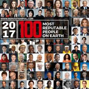 Kofi Annan, Bill Gates, Patrick Awuah, Announced Among 2017 Most Reputable People On Earth