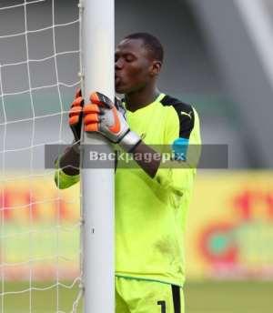 Three top European clubs chasing Ghana U17 goalkeeper Ibrahim Danladi, agent claims