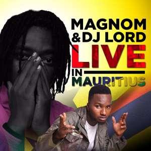 Magnom, DJ Lord Headline Concert In Mauritius