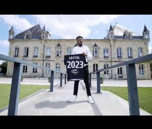 Majeed Waris Congratulates Enock Kwateng After BordeauxMove