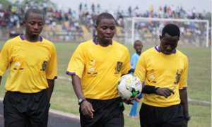 Special Competition: Referees For Tier II Quarter-Finals Announced