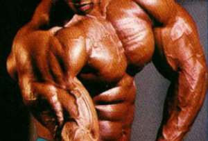 Richardson For US Bodybuilding Championship