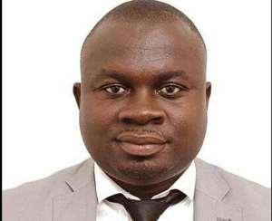 Albert Kwabena Dwumfour