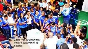 Ghanaian Church Holds Chelsea Thanksgiving Service