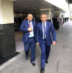 CAF Boss Ahmad Ahmad Released By Paris Authorities